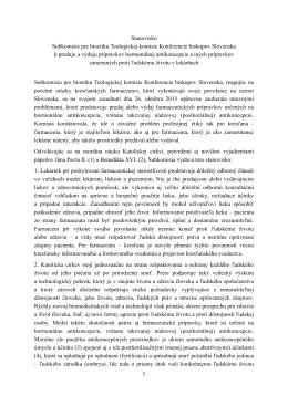 Stanovisko SpB TK KBS k výdaju hormonálnej antikoncepcie_def 2
