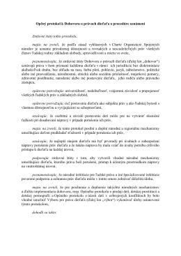 Opčný protokol k Dohovoru o právach dieťaťa o procedúre oznámení