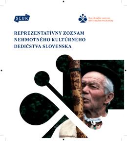 Reprezentatívny zoznam nehmotného kultúrneho dedičstva Slovenska