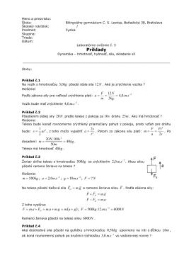 LC_gII_D_02_RieseneUlohyAPriklady_HmotnostHybnost.doc