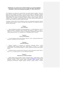 Podrobné pravidlá pre úhradu manipulačného poplatku.