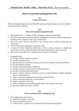 Rokovací poriadok.pdf - Základná škola Rudolfa Jašíka Partizánske