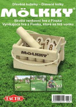 Skvělá venkovní hra z Finska Vynikajúca hra z Fínska, ktorá sa