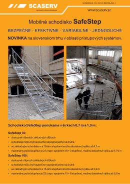 mobilné schodisko SafeStep.pdf
