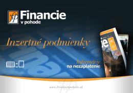 Váš nový sprievodca vo svete osobných financií.