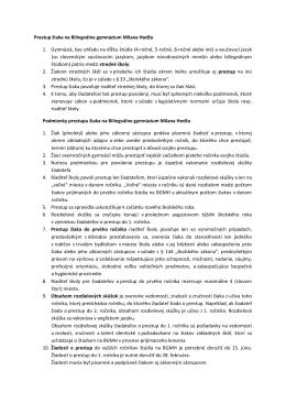 Prestup ziaka na BGMH.pdf - Bilingválne gymnázium Milana Hodžu