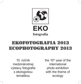 Katalóg 2013 - Slovenské múzeum ochrany prírody a jaskyniarstva