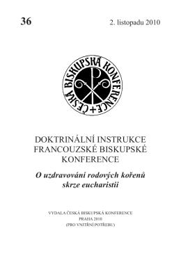 Uzdravování rodových kořenů - Katolická církev v České republice
