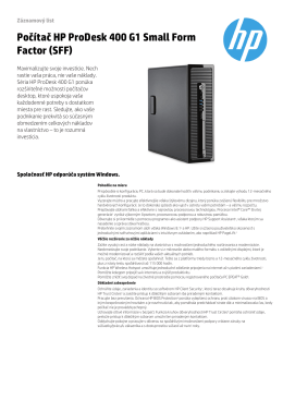 HP ProDesk 400 G1 Small Form.pdf