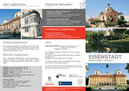 Page 1 Chuť EisEnstadtu veľkolepé prehliadky pre individuálnych