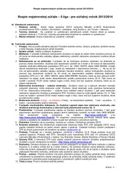 rozpis 2013-14_5.liga.pdf - Okresný stolnotenisový zväz Liptovský