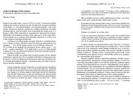 Svět literatury, 2008, roč. 18, č. 38 Svět literatury, 2008, roč. 18, č. 38