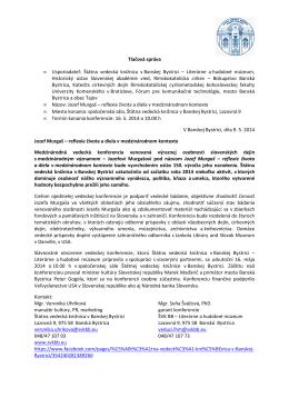 Jozef Murgaš – konferencia – tlačová správa.pdf