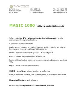 GK MAGIC 1000 INFORMAČNÝ LETÁK.pdf