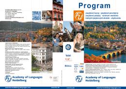 Jazykové kurzy · jazykové povolania Jazykové pobyty · centrum