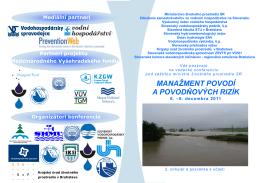 Basin and Flood Risk Management - Združenie zamestnávateľov vo