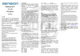 Návod Uzivatelsky_manual_LITE3_SK.pdf