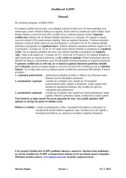 Manuál pre ZOSIK3.PDF