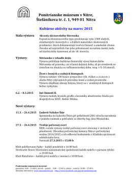 Ponitrianske múzeum - marec 2015.pdf