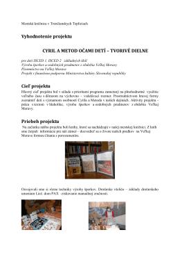 vyhodnotenie projektu C-M.pdf