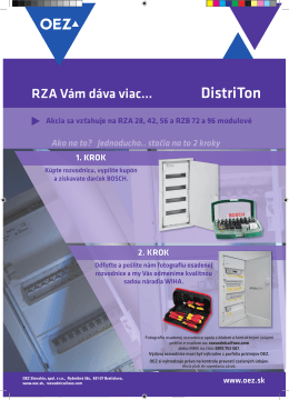 DistriTon - OSKO, a.s.