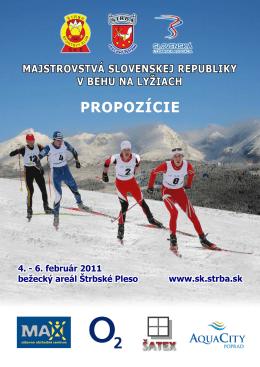 nahliadnutiu. - Združenie veteránov Slovenska v behu na lyžiach