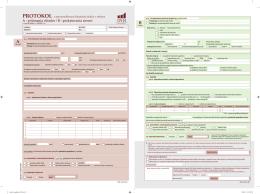 PROTOKOL - OVB Allfinanz Slovensko a.s.