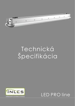 INLES LED PRO LINE_spec_SK.cdr