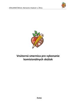 Základná škola, Ostredková č - Základná škola, Námestie mladosti 1