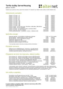 Tarifa sluzby ServerHousing (2014-10) v1.pdf
