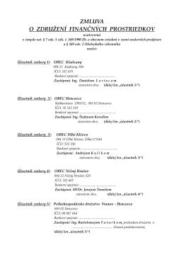 Zmluva o združení finančných prostriedkov II.pdf