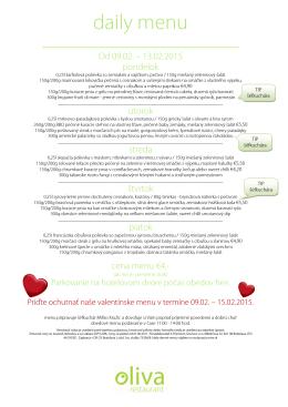 201502_Tyzdenne menu 09.02.-13.02.