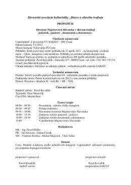 Slovenská asociácia kulturistiky , fitness a silového trojboja