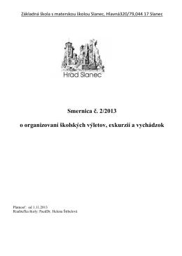 Smernica - Výlety a exkurzie.pdf