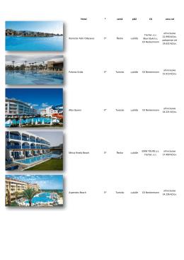 Hotel * země pláž CK cena od Iberostar Astir Odysseus 5* Řecko u