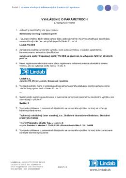 Vyhlásenie o parametroch TN-50 B.pdf