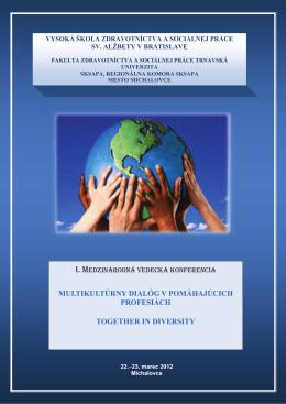 Aplikovanie multikulturality a interkulturality vo výchove a poradenstve.