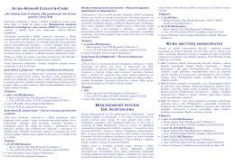 aura-soma® colour-care biochemický systém dr. schüsslera kurz