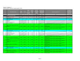 Rozpočet projektu a komentár k rozpočtu projektu (v EUR) Príloha č
