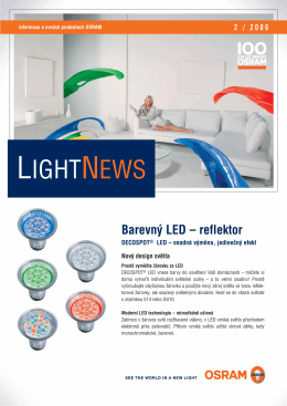 LIGHTNEWS - Osram shop