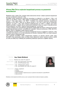 PARTNEŘI KONFERENCE: - konference.cityplan.cz