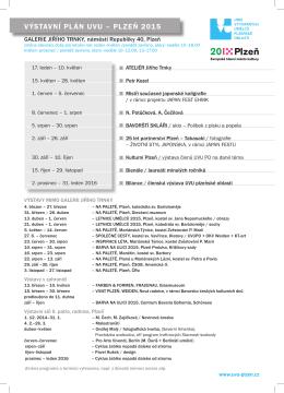 seznam ke stažení - UVU Plzenské oblasti