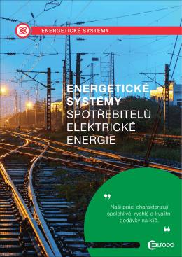 ENERGETICKÉ SYSTÉMY SPOTŘEBITELŮ ELEKTRICKÉ