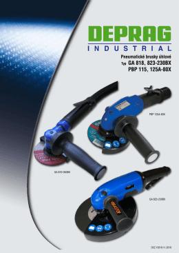 Typ GA 818, 823-230BX PBP 115, 125A-80X