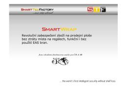 prezentace smartwrap - Razak