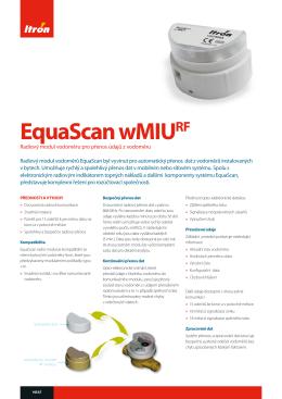 EquaScan wMIURF