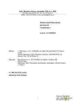 závěrečná řeč - dalmatska1763.cz