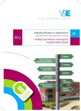 Fakulta financí a účetnictví Vysoké školy ekonomické v Praze