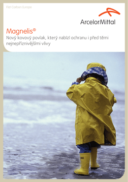Magnelis® - Industry
