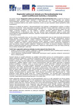RSD MSK - tisková zpráva